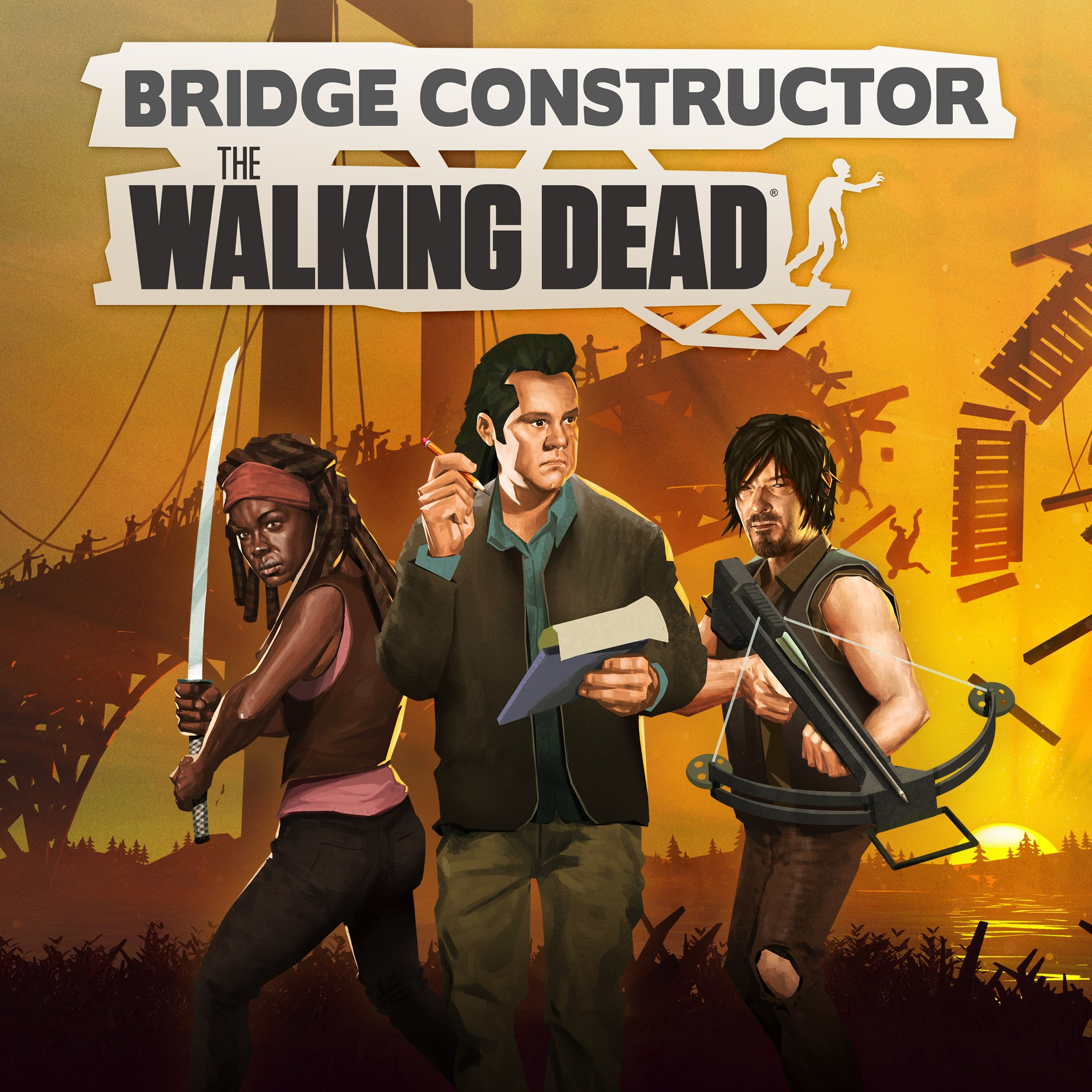 Image for Bridge Constructor: The Walking Dead