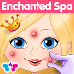 Enchanted Spa Salon - A Magical Fairy Tale Princess Makeover Adventure