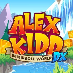 Image for Alex Kidd in Miracle World DX