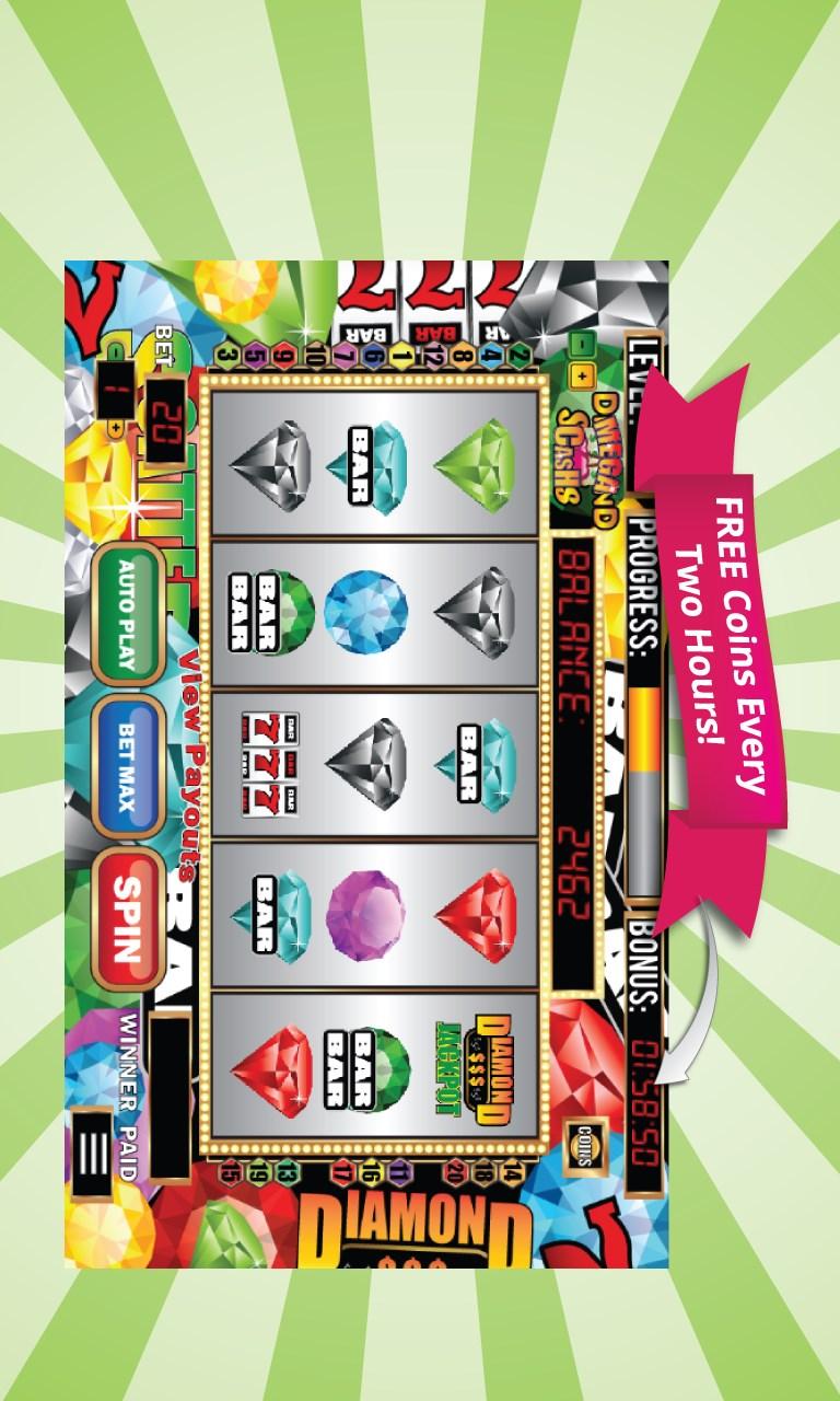 free slot diamond