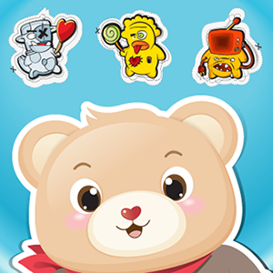 Stickers for WhatsApp, FB, Viber, WeChat etc