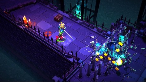 Super Dungeon Bros Screenshot