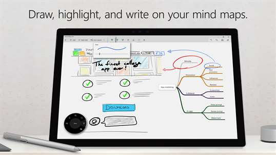 Mind Maps Pro screenshot 3