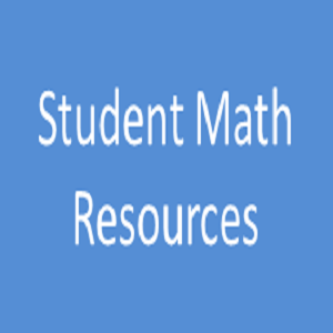 Student Math Resources