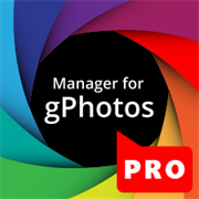 Manager for gPhotos Pro