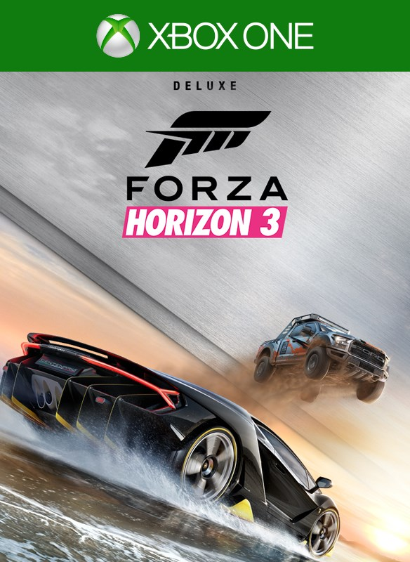 FH3 Deluxe boxshot
