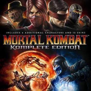 Mortal Kombat Kompleted Edition