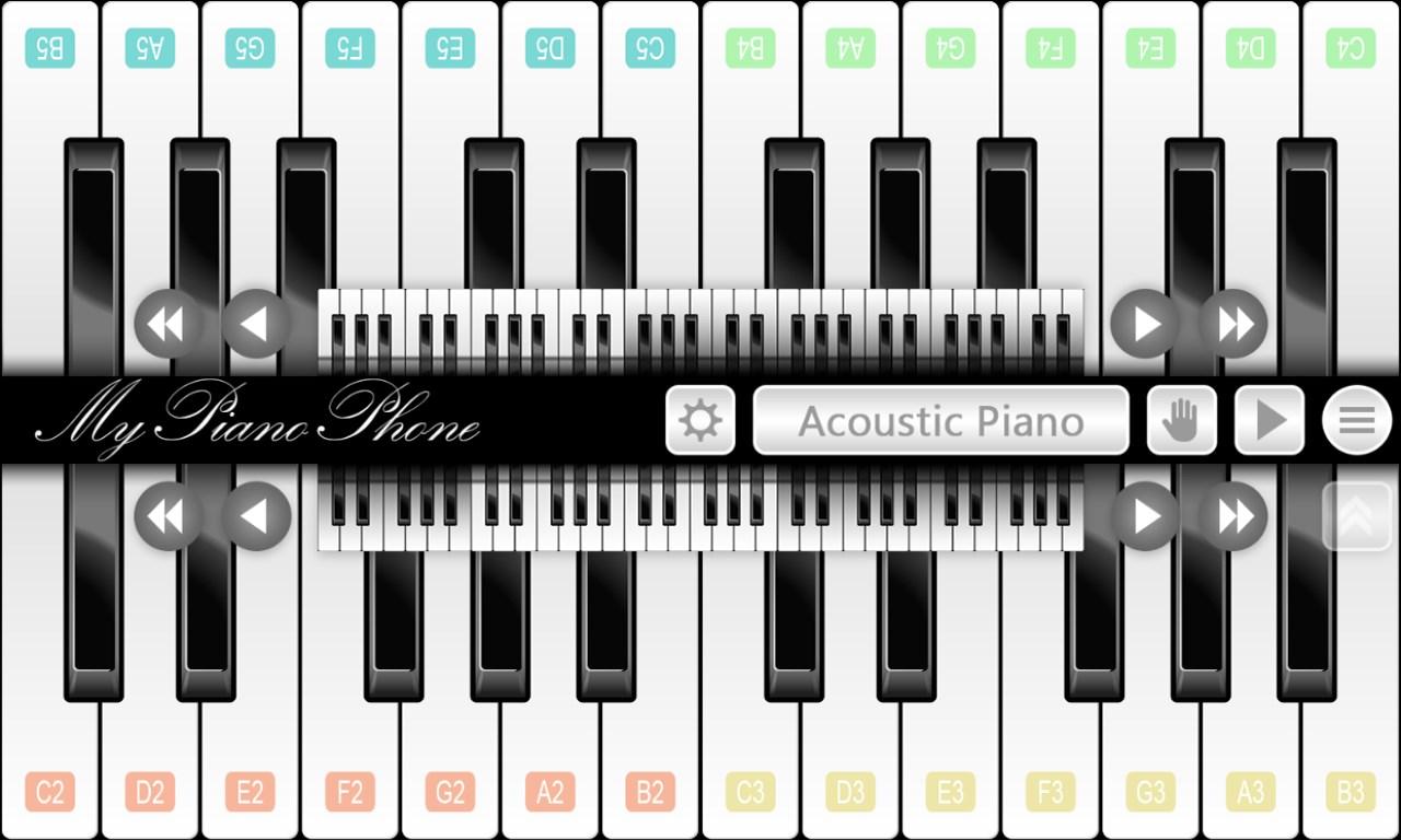 My Piano Phone