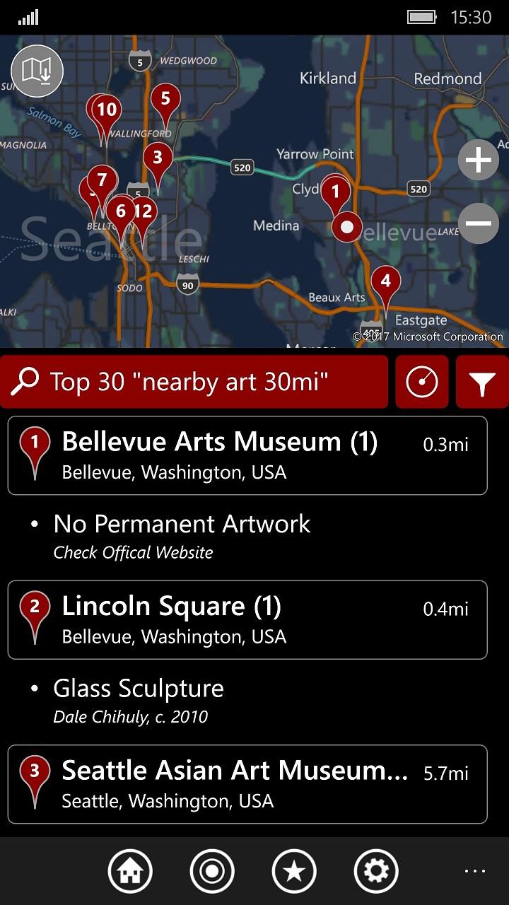 City Art Search