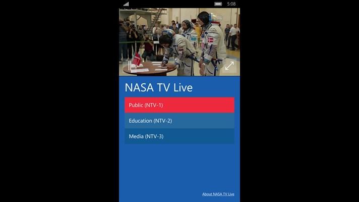 nasa tv online tv - photo #40
