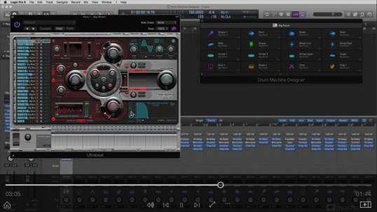 Drum Machine Designer Download : fasttrack for logic pro drum machine designer for windows 10 pc free download ~ Vivirlamusica.com Haus und Dekorationen