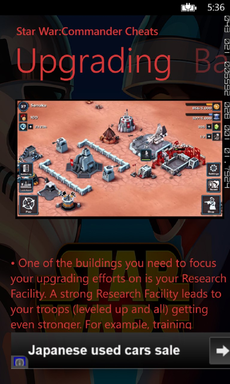 Star Wars™: Commander - For PC (Windows 7,8,10,XP) Free ...