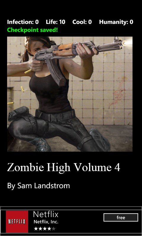 Zombie High Vol 4