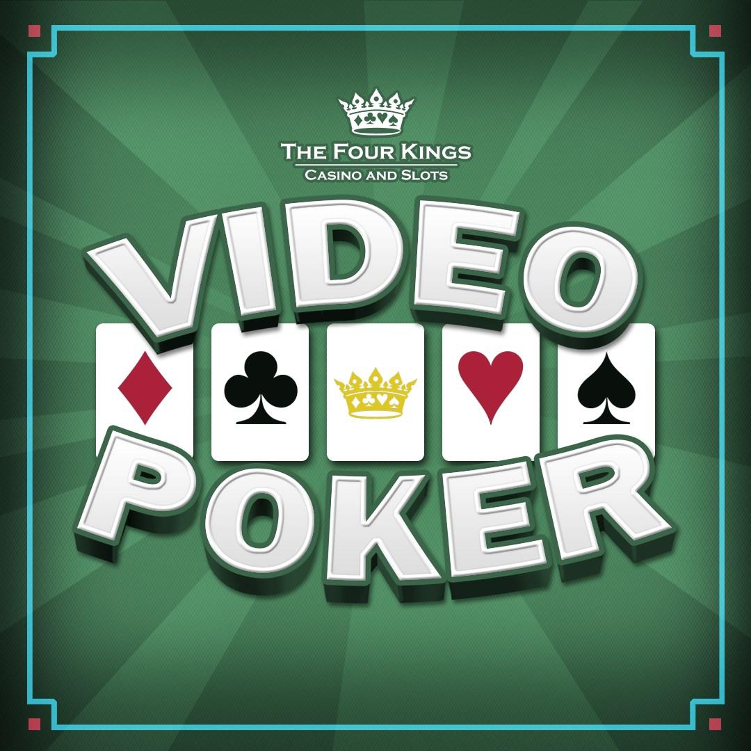 Image for Four Kings: Video Poker