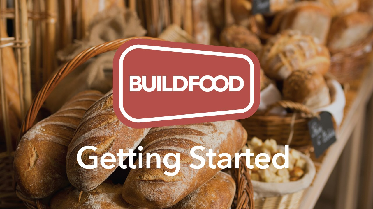 BuildFood Recipes