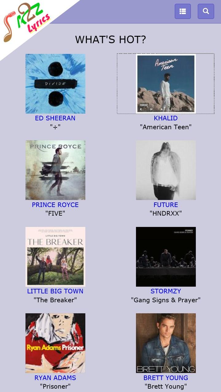 A2Z Lyrics