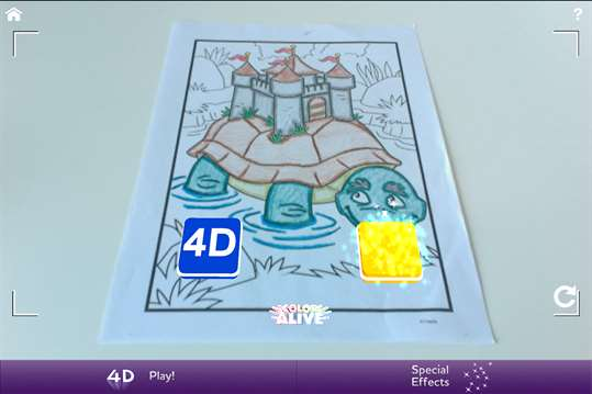 Crayola Coloring Pages App : Crayola color alive for windows pc mobile free