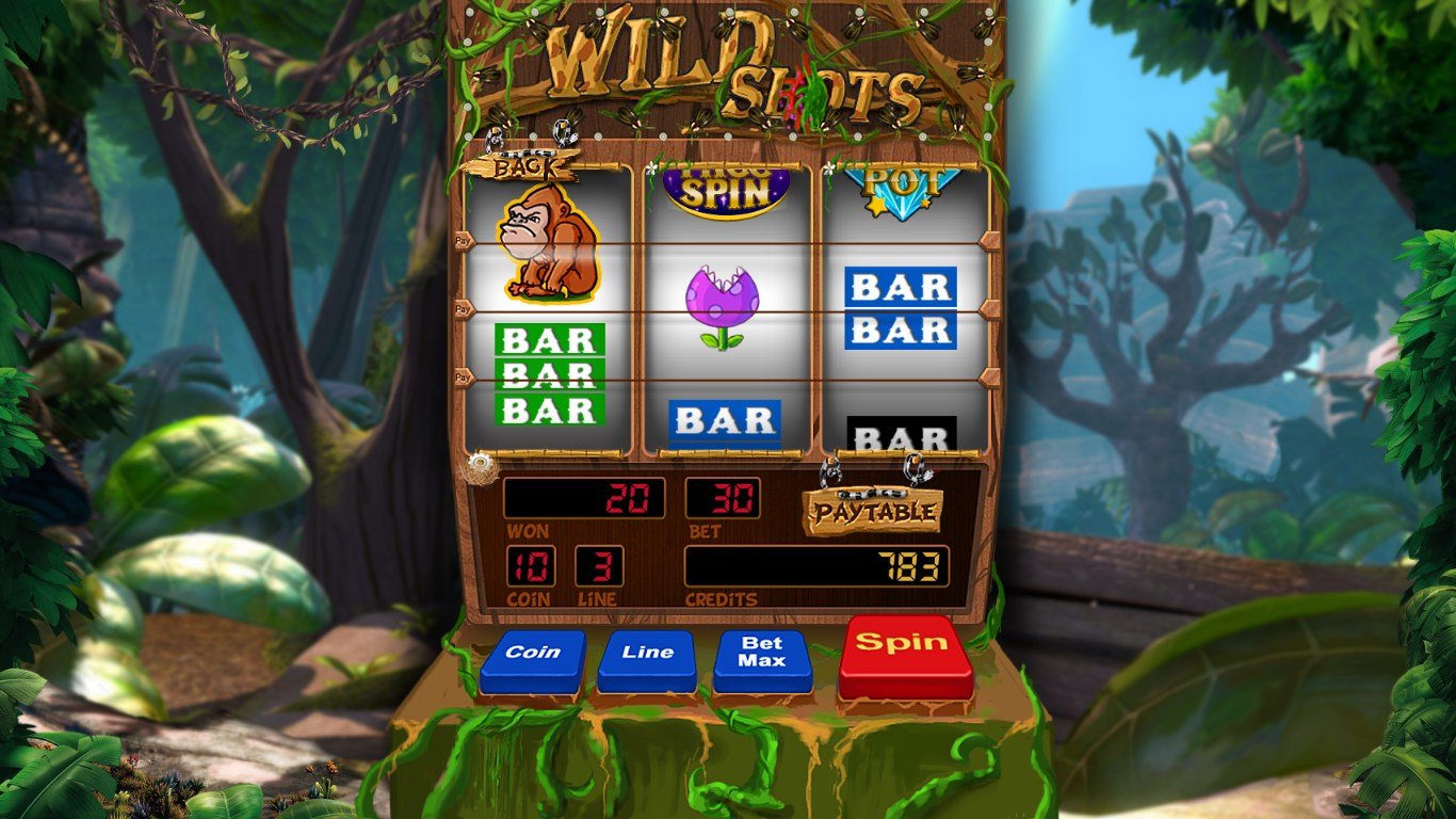 slot app windows phone