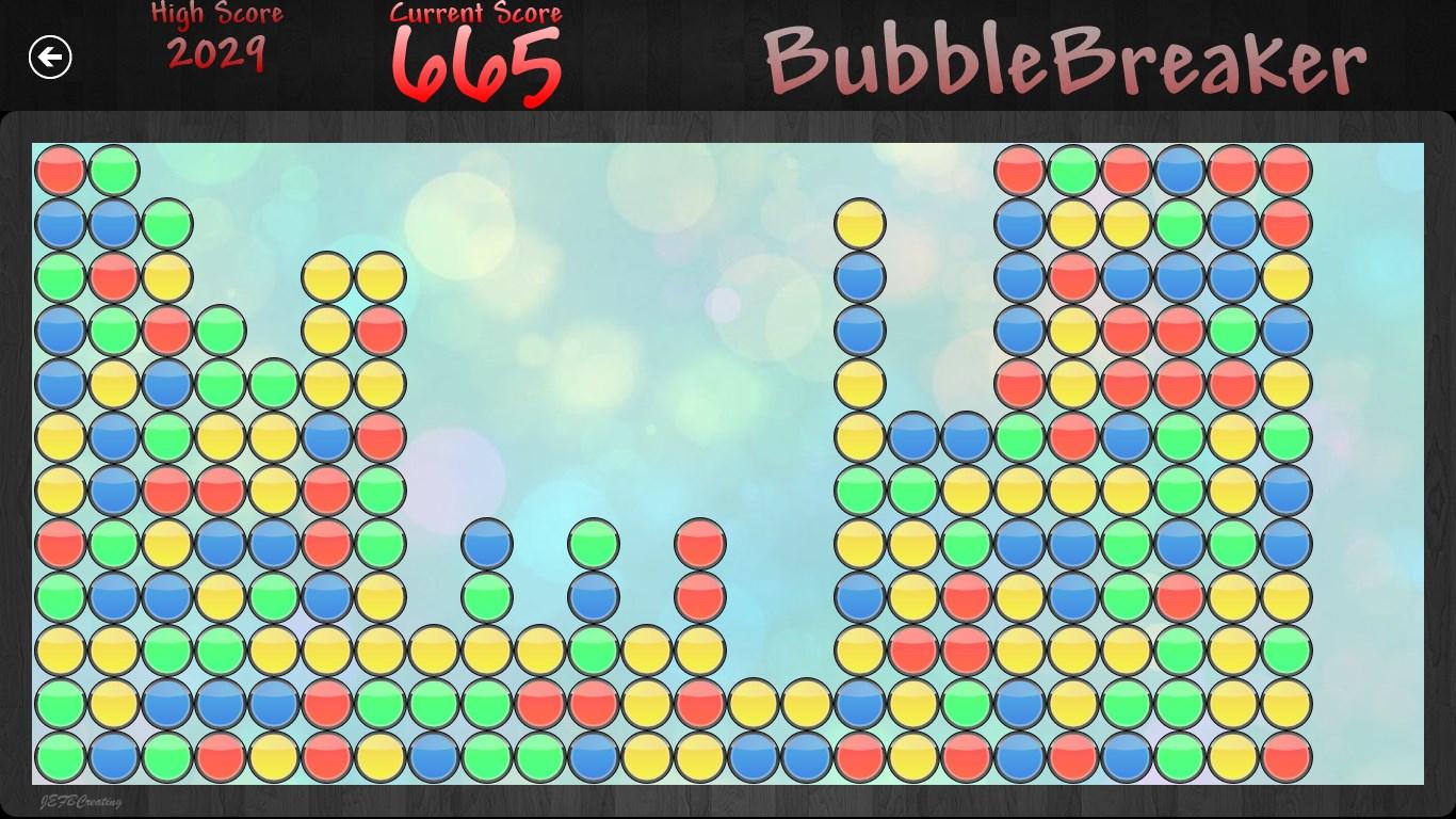 Bubble Breaker 10
