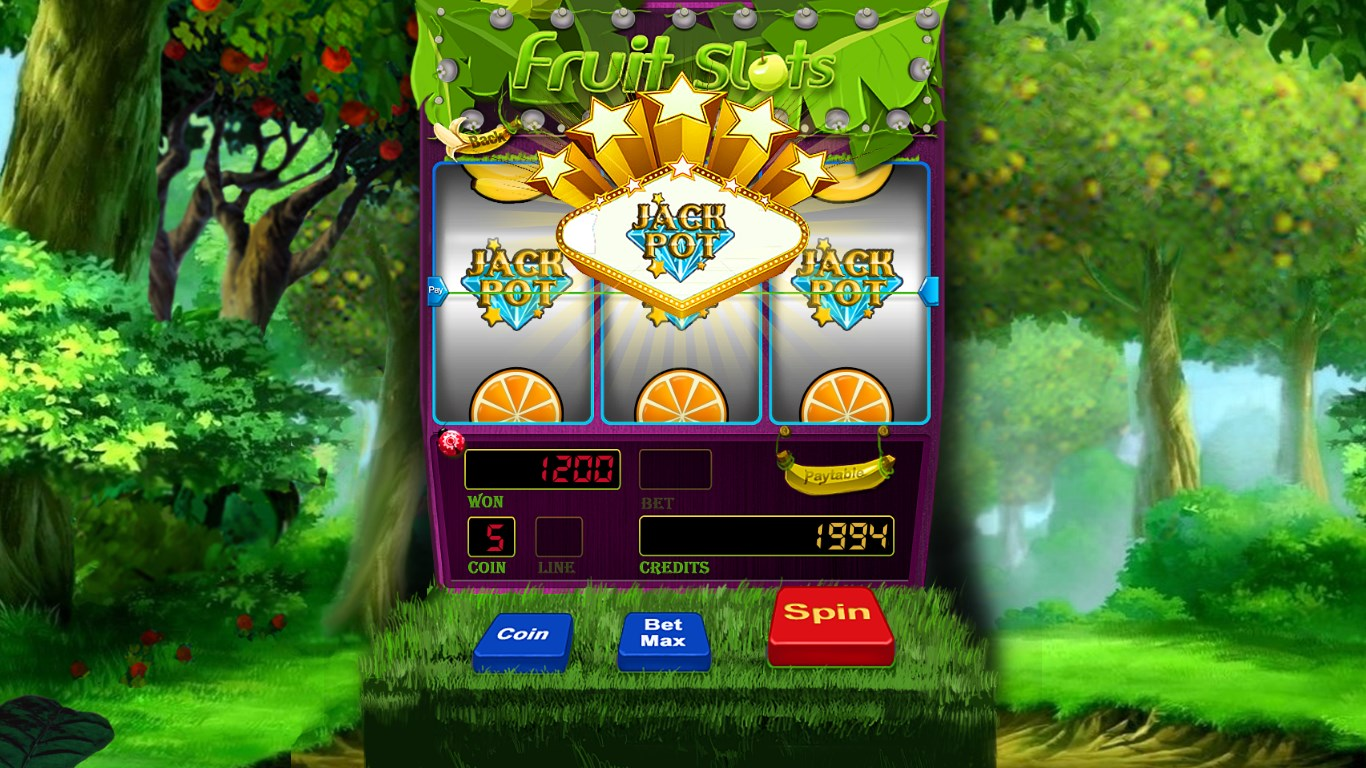 slot machine windows phone