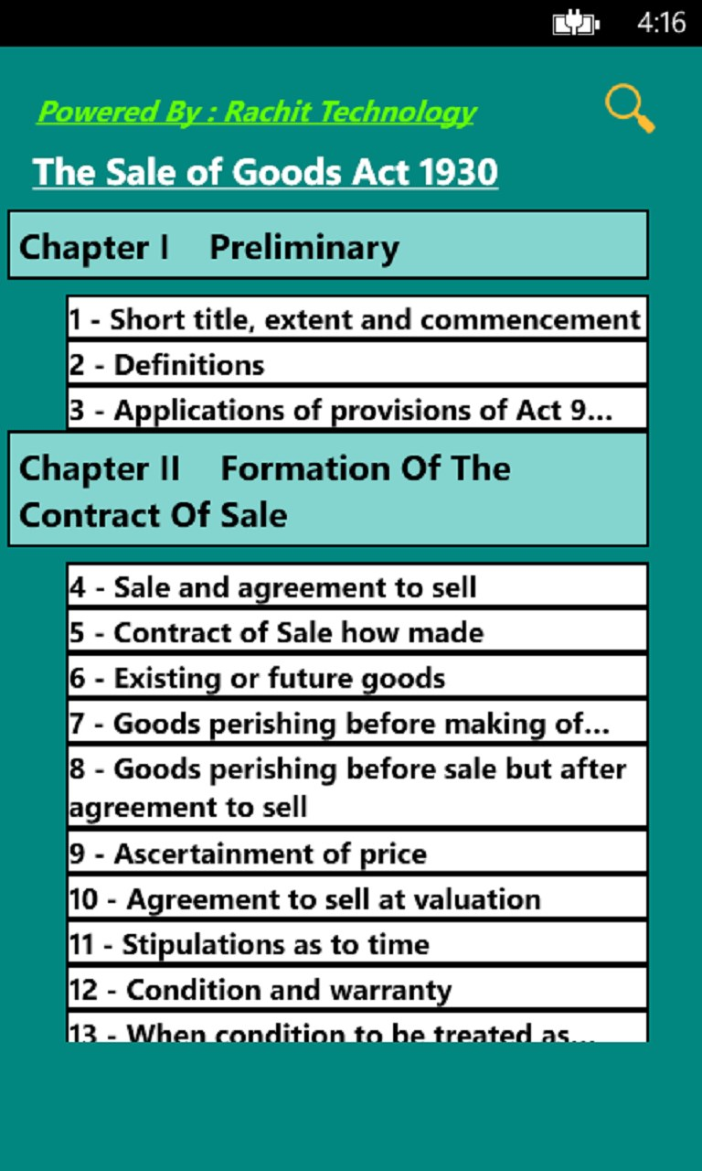 indian sale of goods act 1930 The sale of goods act is an act to define and amend the law relating to the sale of goods it also governs the contracts relating to sale of goods.
