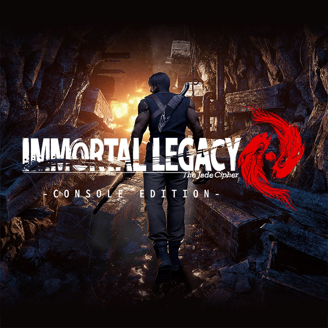 Image for Immortal Legacy: The Jade Cipher Console Edition