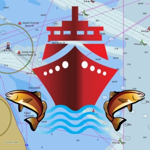 i-Boating:Marine/Lakes GPS Nautical Charts