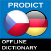 Czech German dictionary ProDict