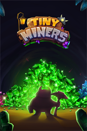 Tiny Miners: Emerald seeker