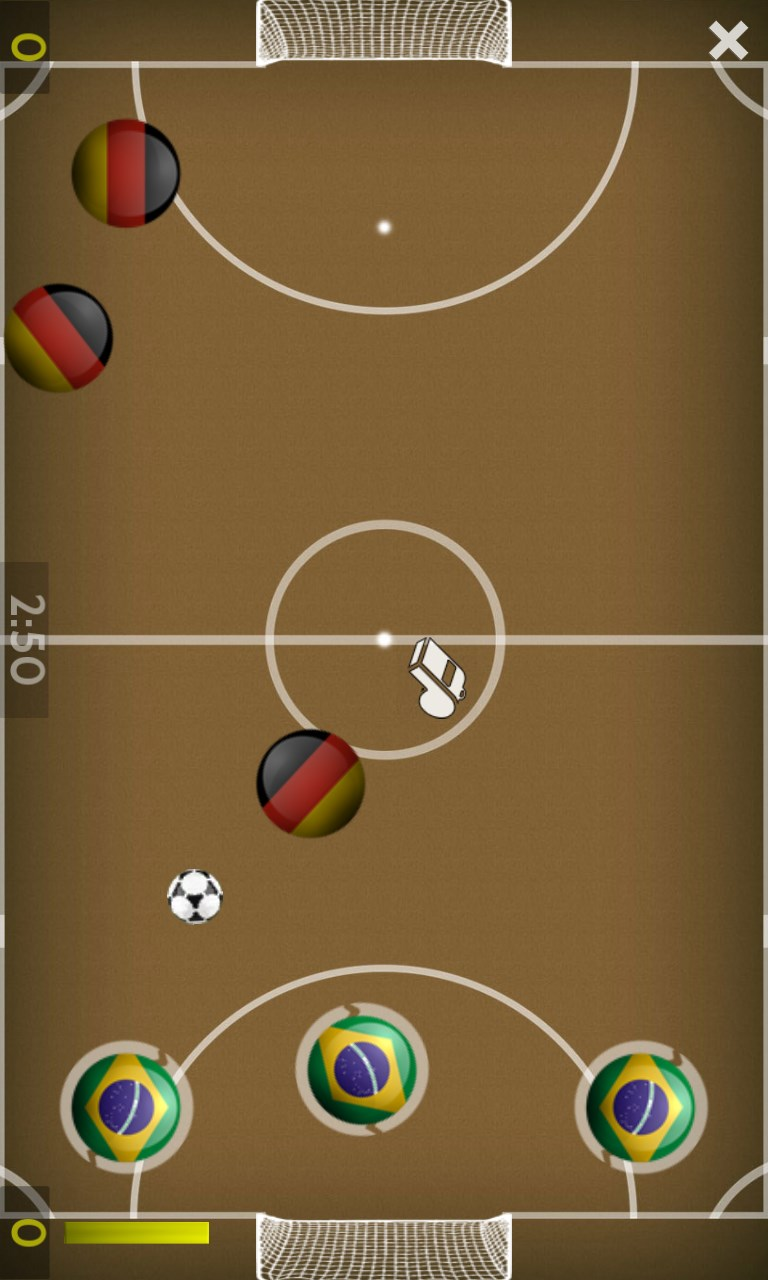 Air Soccer Fever