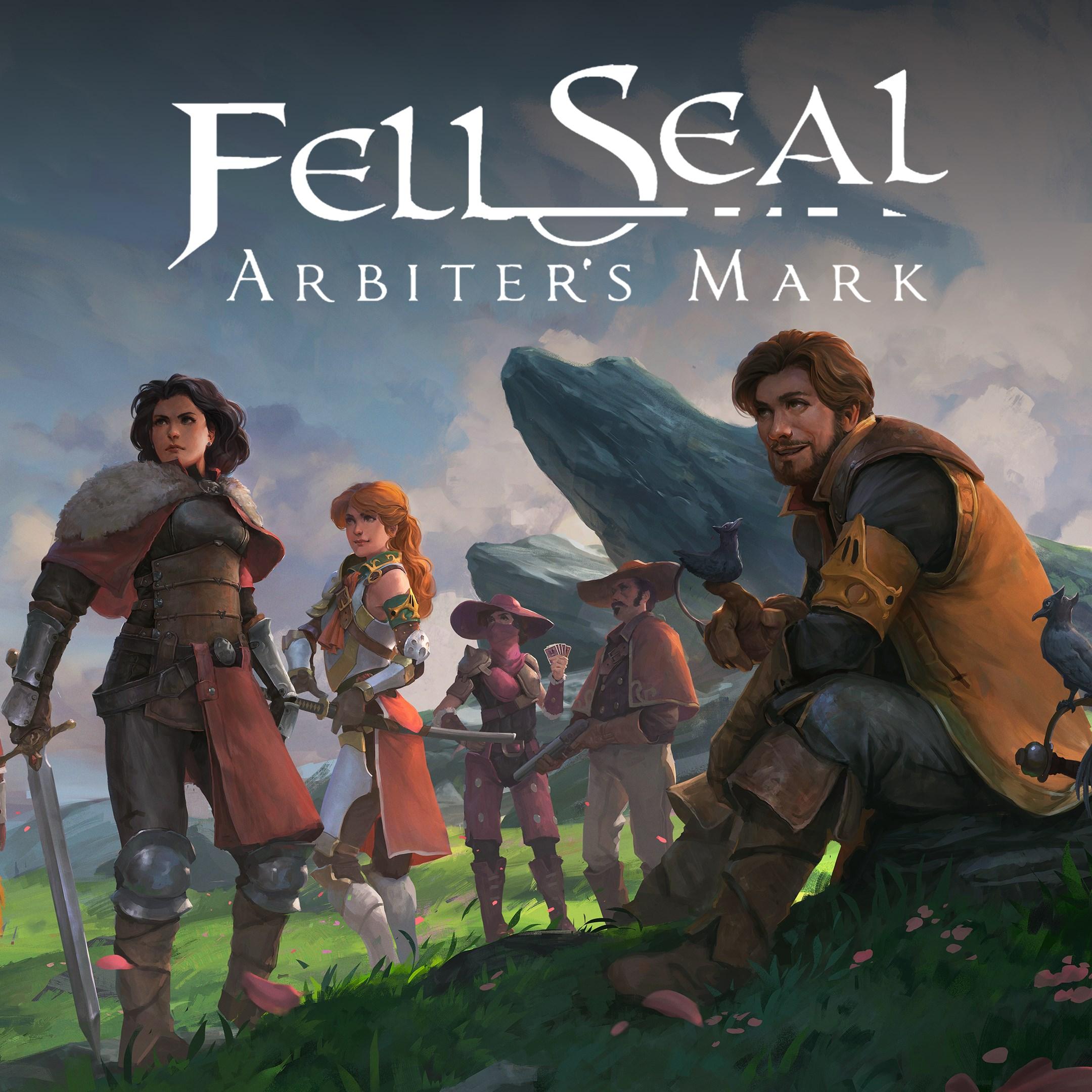 Fell Seal: Arbiter's Mark achievements