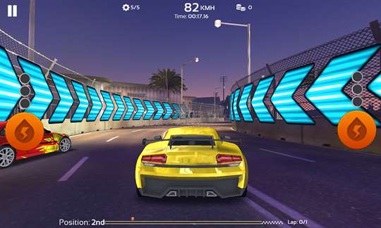 Speed Cars: Real Racer Need For Asphalt Racing 3D screenshot 2