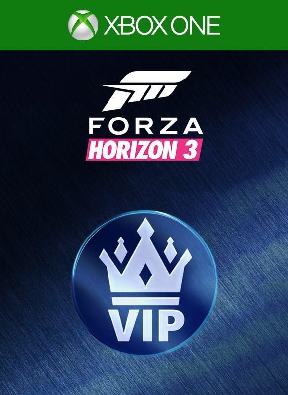 Forza Horizon 3 VIP boxshot