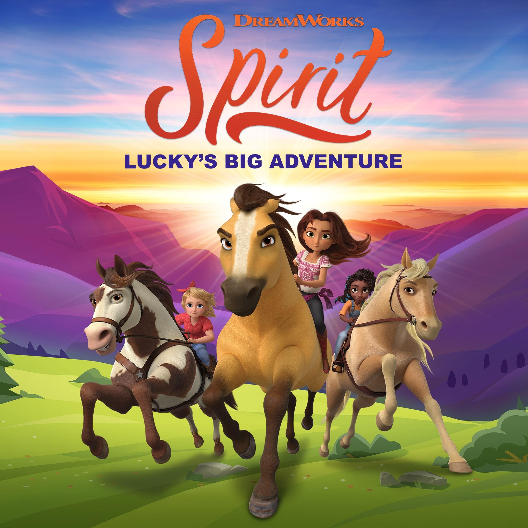Image for DreamWorks Spirit Lucky's Big Adventure