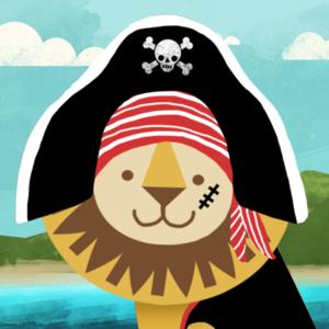 Pirate Preschool Puzzle Games HD