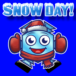my snow day
