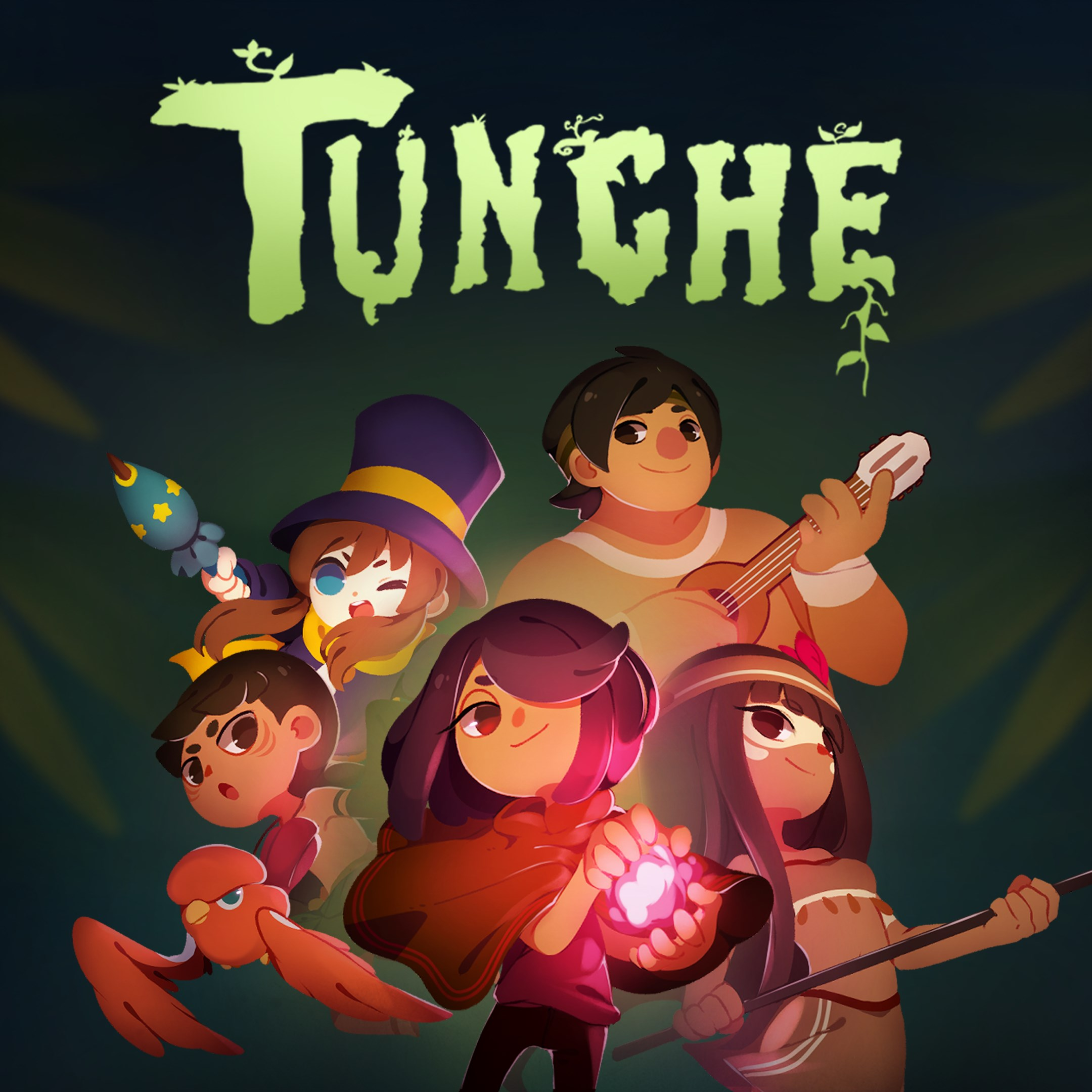 Image for Tunche