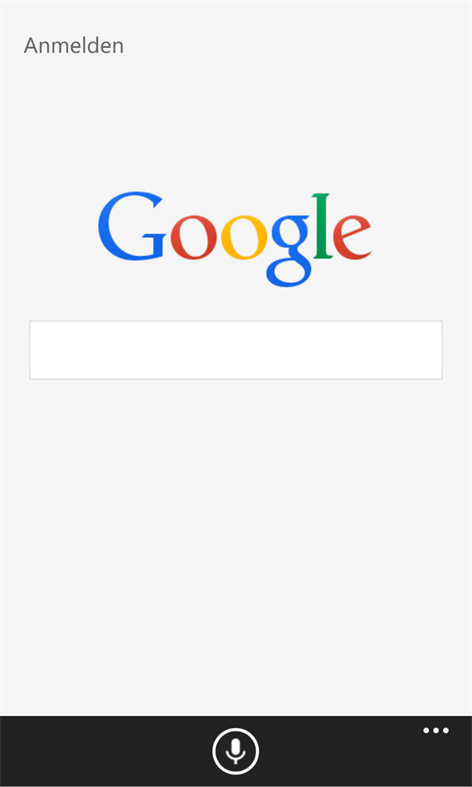 Google Screenshot