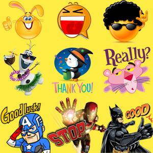 Stickers & Emojis HD Ultimate Collection