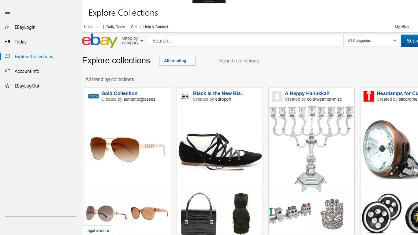 eBay Assistant Platform