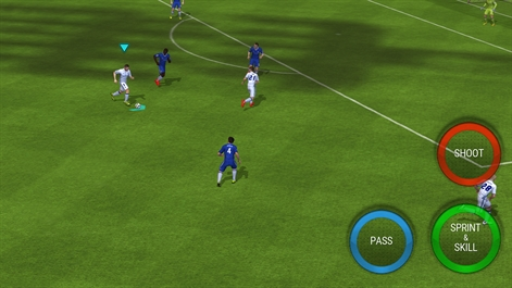 FIFA Mobile Soccer Screenshot