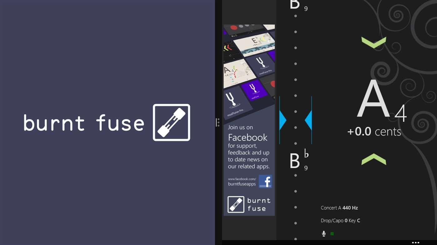 modTuner screenshot