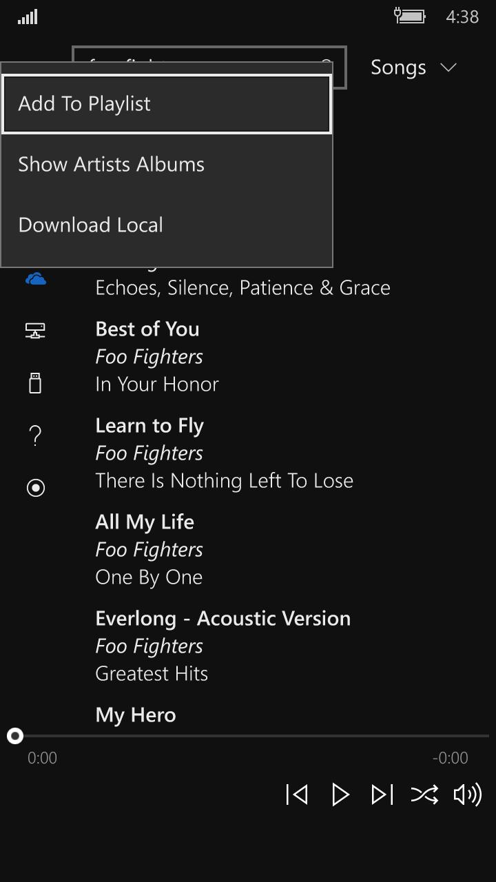 Songify   FREE Windows Phone app market