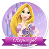 Rapunzel Charming Princess Dress Up