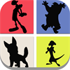 Shadow Mania - Guess The Shadows And Shapes Icon Trivia pop Quiz word Game free