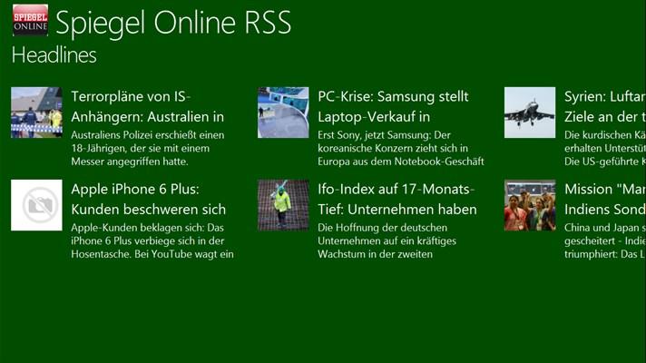 Spiegel online rss for windows 10 pc free download for Spiegel download