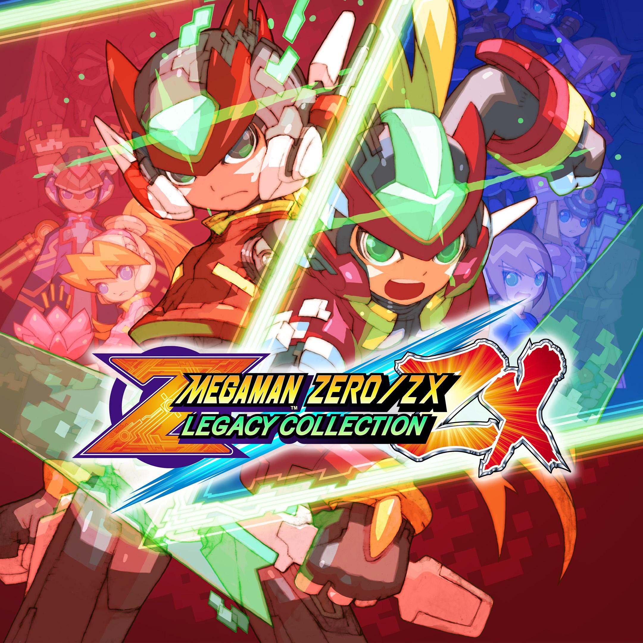 Mega Man Zero/ZX Legacy Collection achievements