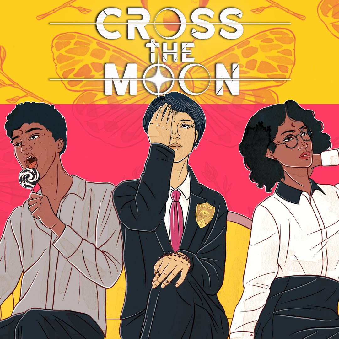 Image for Cross the Moon