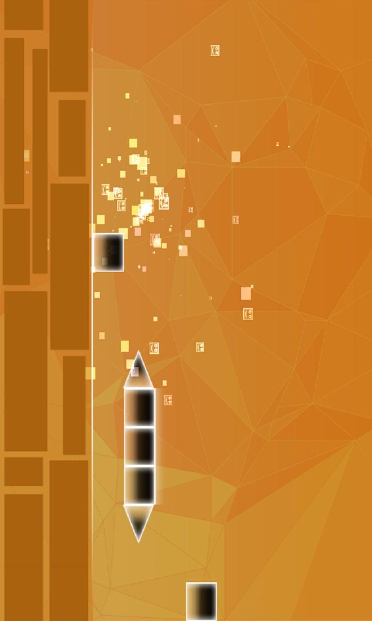 Geometry Rush : Dash to Infinity