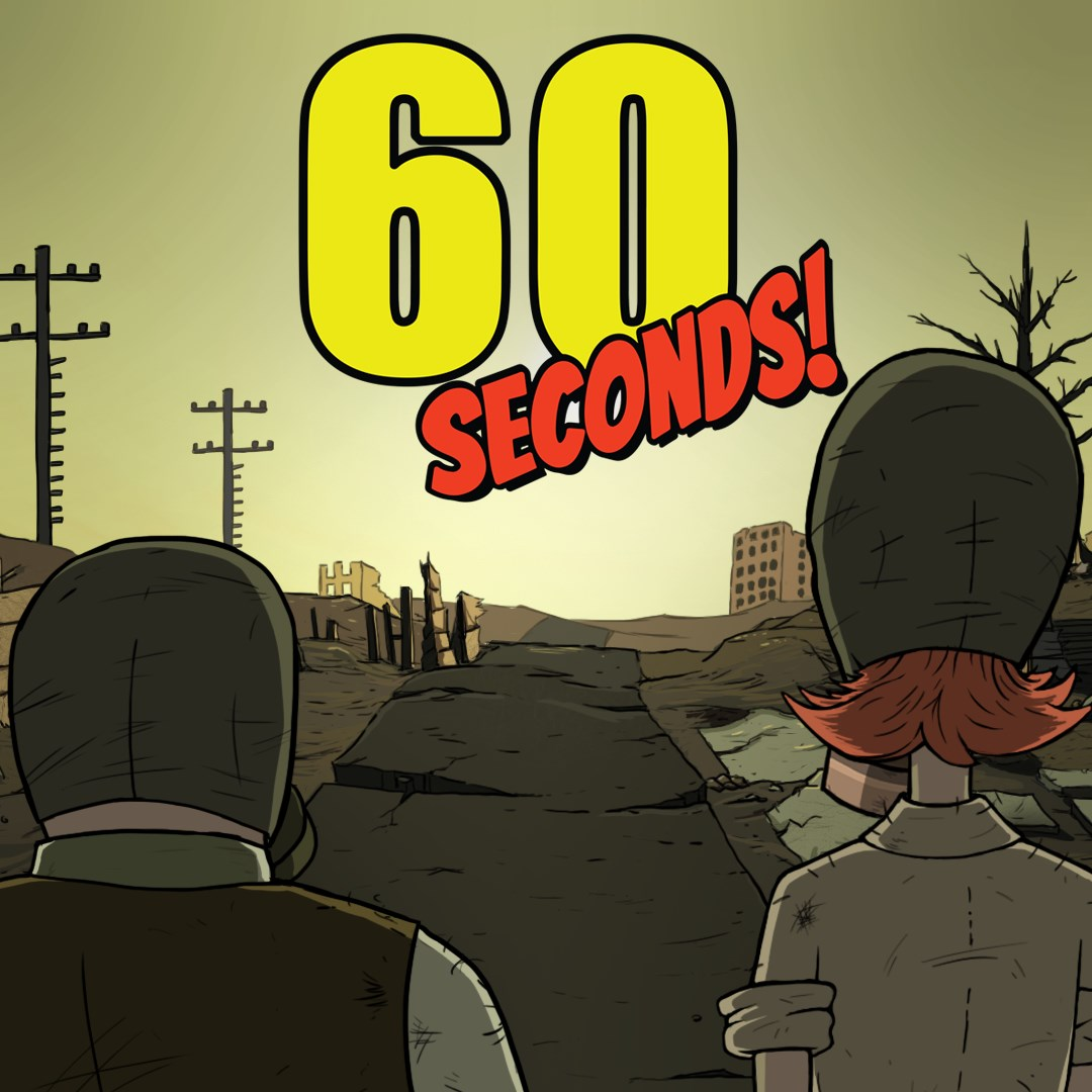 60 Seconds! achievements